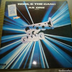 Discos de vinilo: KOOL & THE GANG - AS ONE. Lote 182908841