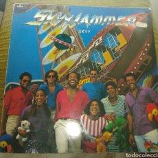 Discos de vinilo: SKYY - SKYYAMMER. Lote 182909117