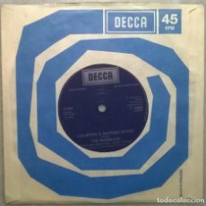 Discos de vinilo: THE RAMBLERS. THE SPARROW/ LOLLIPOPS & SKIPPING ROPES. DECCA, UK 1979 SINGLE. Lote 182912136