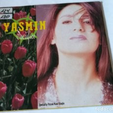 Discos de vinilo: YASMIN - SACRIFICE - 1991. Lote 182913448