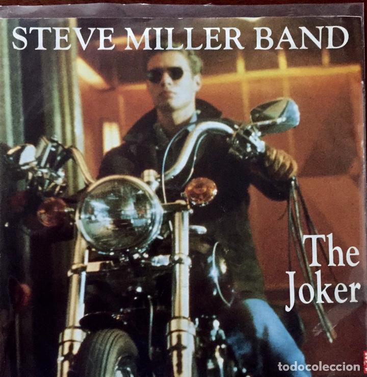 STEVE MILLER BAND. THE JOKER. SINGLE. (Música - Discos de Vinilo - Singles - Pop - Rock Extranjero de los 80)