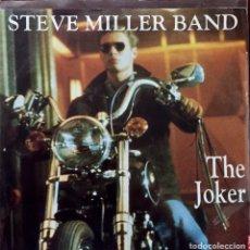 Discos de vinilo: STEVE MILLER BAND. THE JOKER. SINGLE.. Lote 182924838