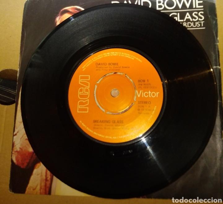 Discos de vinilo: David Bowie - Breaking glass - Foto 2 - 182939696