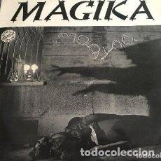 Discos de vinilo: ANTIGUO LP MAGIKA. Lote 182945332