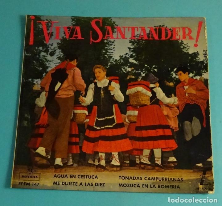 OCHOTE ECOS DEL EBRO. DIRECTOR: J. LUIS ZUAZUA. MONTILLA - ZAFIRO 1960 (Música - Discos de Vinilo - EPs - Flamenco, Canción española y Cuplé)