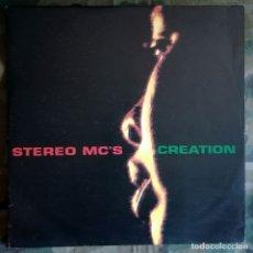 Discos de vinilo: STEREO MC'S – CREATION EUROPE 1993 . Lote 182953692