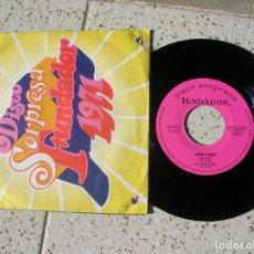 Discos de vinilo: DISCO DE FUNDADOR EP DE MARI TRINI. Lote 182955031