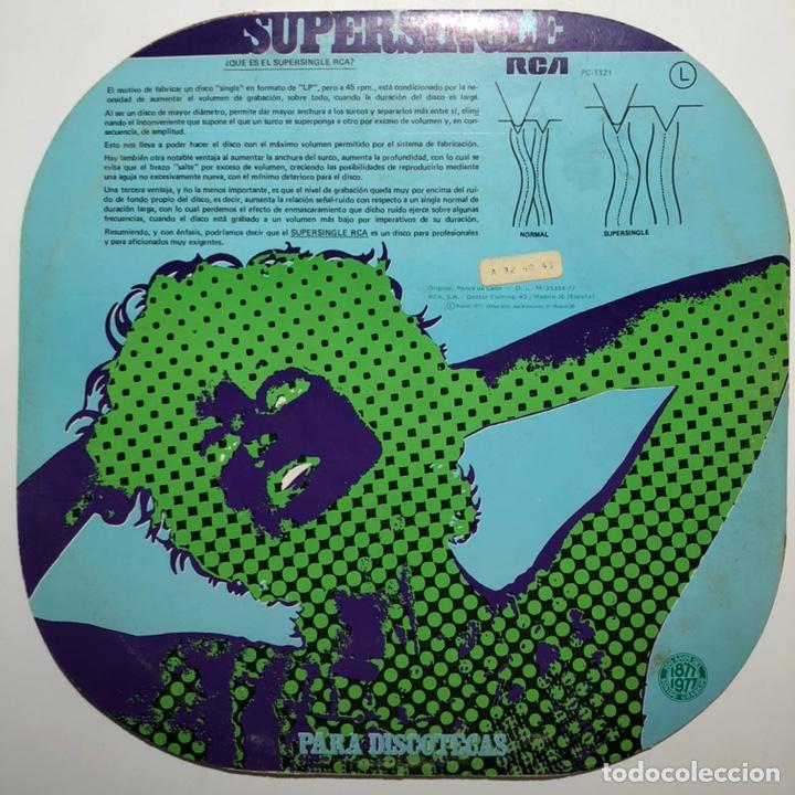 Discos de vinilo: Maxi single vinilo 12'' david bowie heroes Edición para discotecas 1977 España - Foto 2 - 182959793