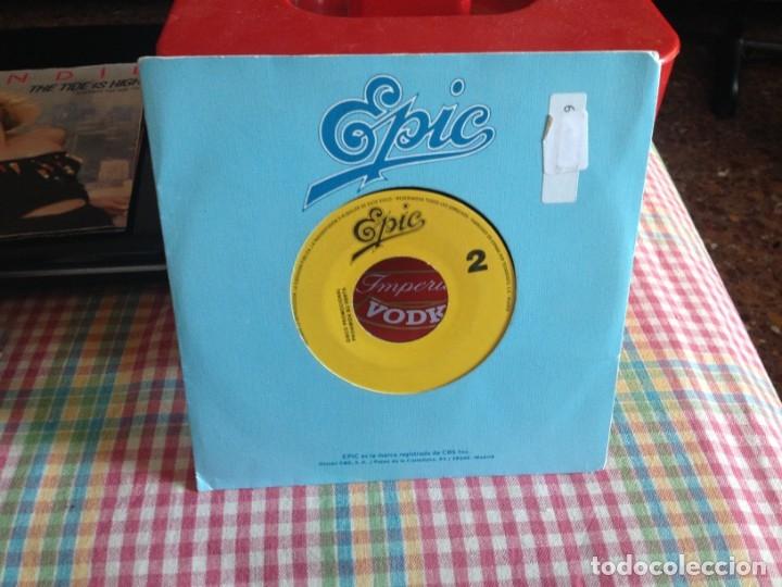 Discos de vinilo: THE STRANGLERS - ALWAYS THE SUN / SINGLE PROMOCIONAL MADE IN SPAIN 1990 - Foto 2 - 182964393