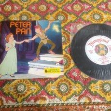 Discos de vinilo: PETER PAN CUENTADISCO BRUGUERA. Lote 182966785