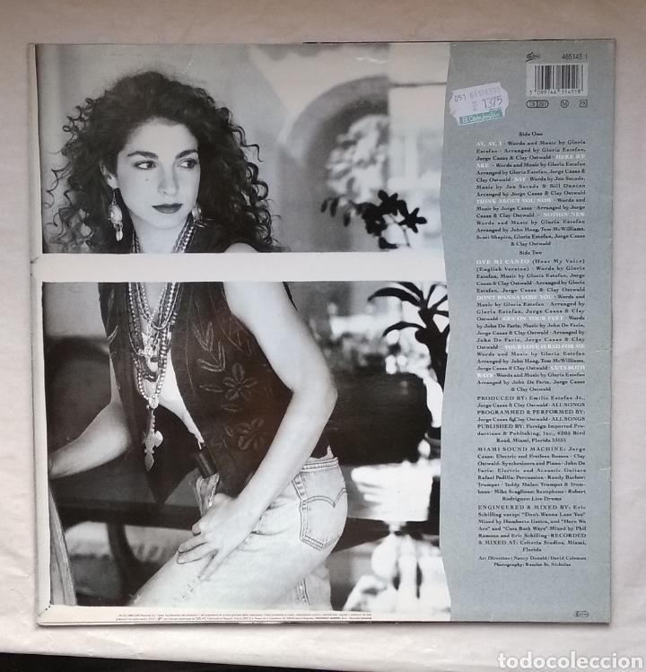 Discos de vinilo: LOTE DE 3 LPs de GLORIA ESTEFAN - Foto 2 - 182967968