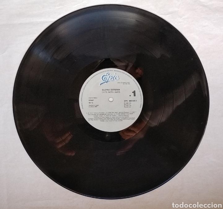 Discos de vinilo: LOTE DE 3 LPs de GLORIA ESTEFAN - Foto 5 - 182967968
