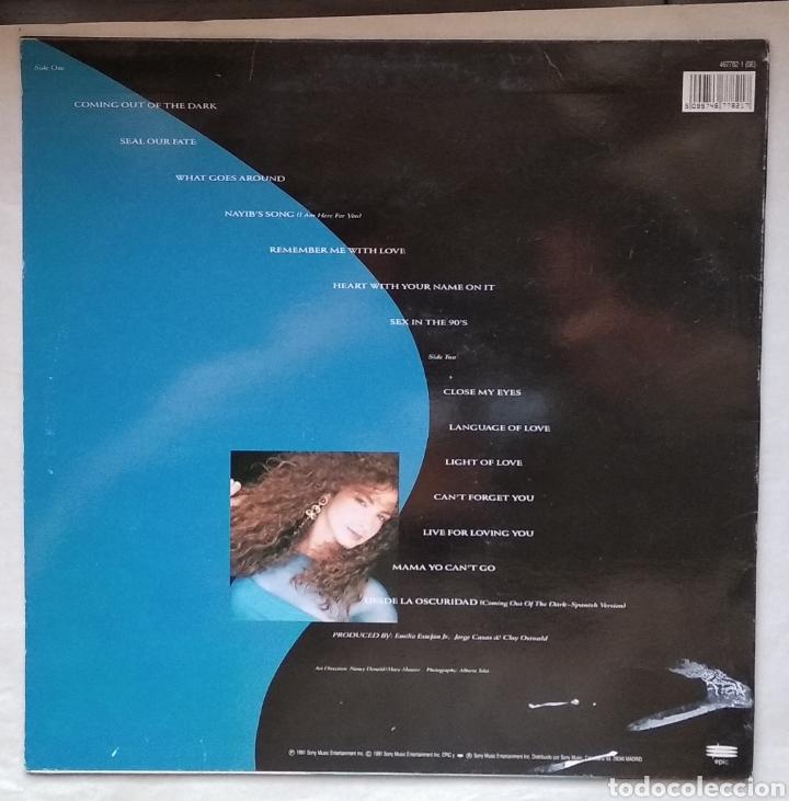 Discos de vinilo: LOTE DE 3 LPs de GLORIA ESTEFAN - Foto 9 - 182967968