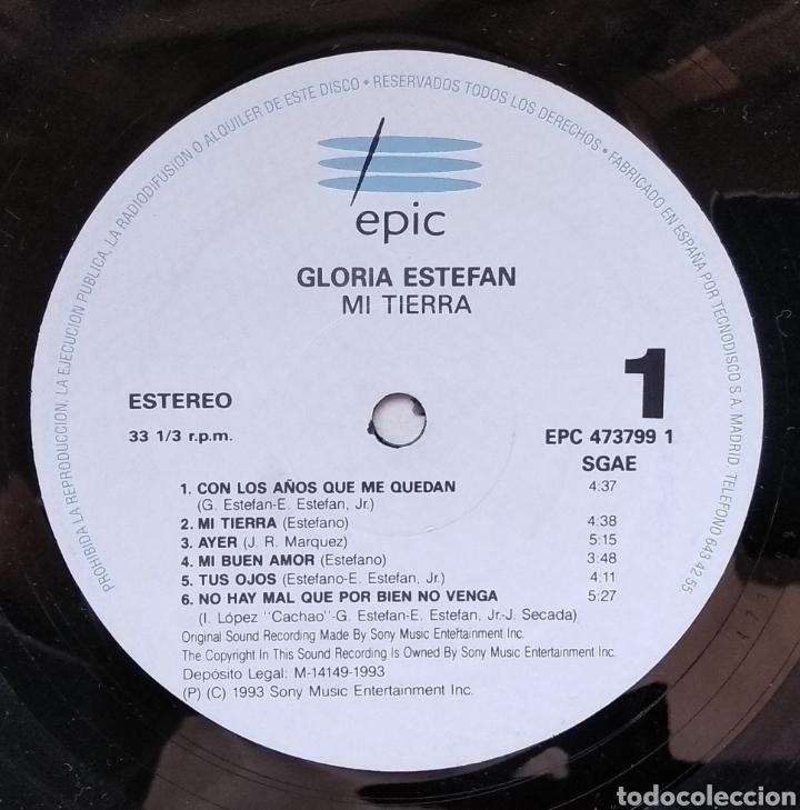 Discos de vinilo: LOTE DE 3 LPs de GLORIA ESTEFAN - Foto 20 - 182967968