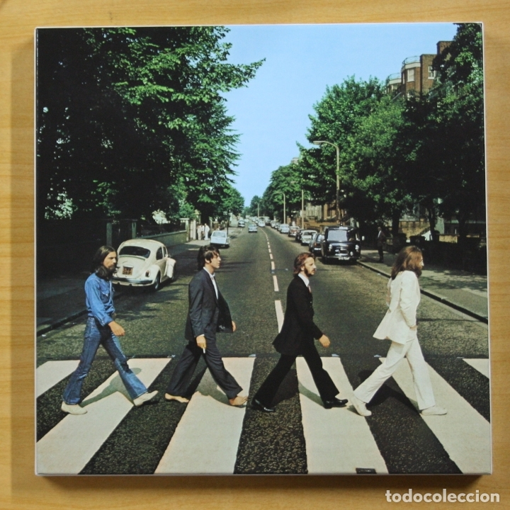 THE BEATLES - ABBEY ROAD - BOX 3 LP (Música - Discos - LP Vinilo - Pop - Rock Extranjero de los 50 y 60)