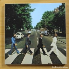 Discos de vinilo: THE BEATLES - ABBEY ROAD - BOX 3 LP. Lote 182971555