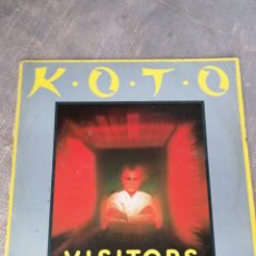 Discos de vinilo: K. O. T. O. Lote 182977866