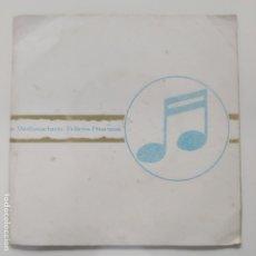 Discos de vinilo: VILLANCICOS - FELICES PASCUAS EP 1968 COLUMBIA. Lote 182988006