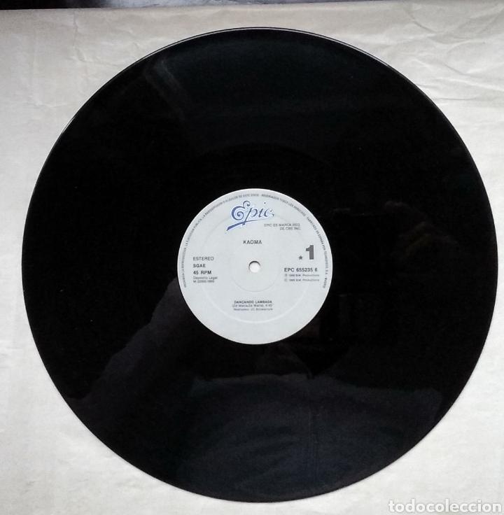 Discos de vinilo: LAMBADA ,,,LOTE DE 2 MAXI-SINGLES - Foto 3 - 182996597