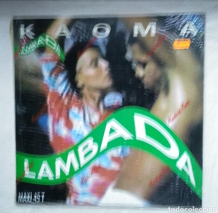 Discos de vinilo: LAMBADA ,,,LOTE DE 2 MAXI-SINGLES - Foto 6 - 182996597
