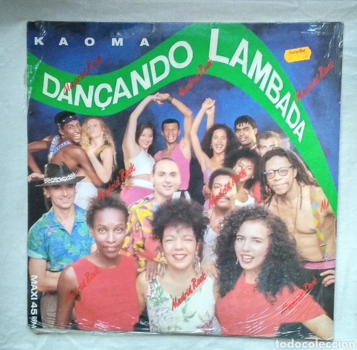 LAMBADA ,,,LOTE DE 2 MAXI-SINGLES (Música - Discos de Vinilo - Maxi Singles - Disco y Dance)