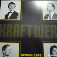 Discos de vinilo: KRAFTWERK-SPRING 1975-LIVE. Lote 182999697