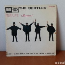 Discos de vinilo: THE BEATLES: HELP! + 3. ODEON 1965.. Lote 183000281