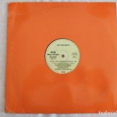 Discos de vinilo: PET SHOP BOYS – SO HARD (THE KLF VS PET SHOP BOYS). Lote 183009770