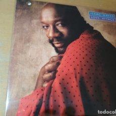Discos de vinilo: ISAAC HAYES LOVE ATTACK LP U.S.A.. Lote 183013365