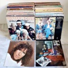 Discos de vinilo: MAS DE 100 LP`S Y ALBUMS DISCOS DE VINILO 33.RPM VARIOS ARTISTAS Y ESTILOS (VER IMAGENES). Lote 183015551