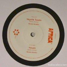 Discos de vinilo: MR.BONGO YÈGELLE TEZETA. Lote 183016947