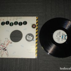 Discos de vinilo: JACK ´N´ CHILL - HEATIN THE BEAT - MAXI - UK - TEN R - LV - . Lote 183023860