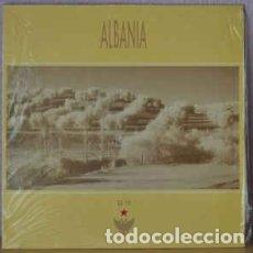 Discos de vinilo: ALBANIA SS-20 MINI LP 5 TEMAS A ESTRENAR. Lote 183035727