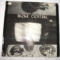 Discos de vinilo: BAZAR CENTRAL - BAZAR CENTRAL - MINI LP - DISCOS SUICIDAS 1986 SPAIN DS-8 CON LETRAS. Lote 183036070