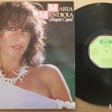 Disques de vinyle: MARÍA MENDIOLA / STUPID CUPID / MAXI-SINGLE 12 INCH. Lote 183059122