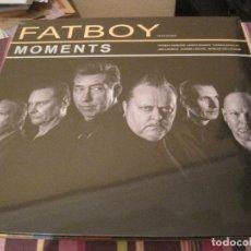Discos de vinilo: LP FATBOY MOMENTS RAZZIA 368 NEO ROCKABILLY PRECINTADO. Lote 183061380