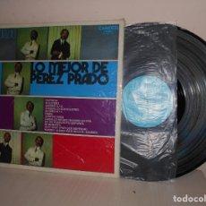 Discos de vinilo: LO MEJOR DE PEREZ PRADO -PATRICIA - 1971-MADRID - RCA CAMDEN . Lote 183062020