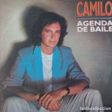 Disques de vinyle: CAMILO SESTO – AGENDA DE BAILE ARIOLA  I-207.823 SPAIN LP VINILO POSIBLEMENTE SIN REPRODUCIR!!. Lote 183074583