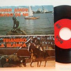 Discos de vinilo: PEDRO GONZALEZ - DENTRO DE MI +3 - EP BOA AUDIO & VIDEO 1974 // BOSSA VOCAL JAZZ LATIN AUVI. Lote 183079643