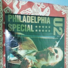 Discos de vinilo: PHILADELPHIA SPECIAL U2. Lote 183082461