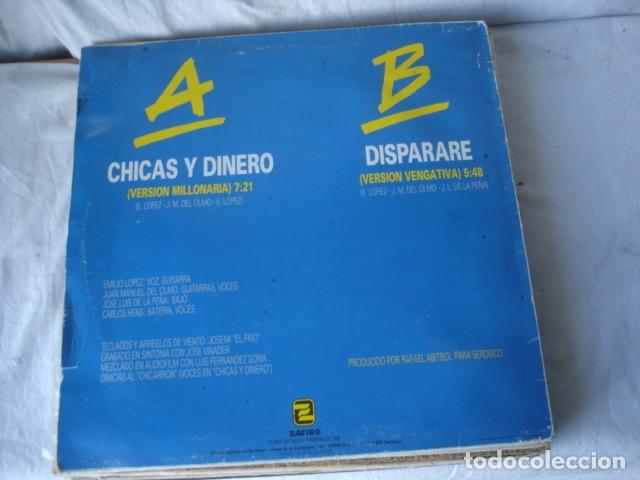 Discos de vinilo: Los Elegantes Chicas Y Dinero - Foto 2 - 183083203