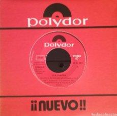 Discos de vinilo: LOS PUNTOS. SINGLE. SELLO POLYDOR. EDITADO EN ESPAÑA. AÑO 1977. Lote 183084005