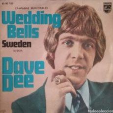 Discos de vinilo: DAVE DEE. SINGLE. SELLO PHILIPS. EDITADO EN ESPAÑA. AÑO 1971. Lote 183085678