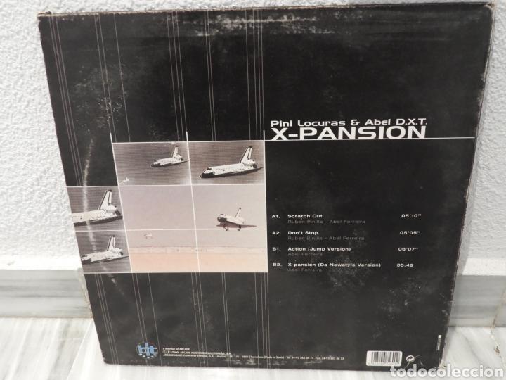 Discos de vinilo: Disco Lp X-Pansion / Pini locuras y Abel DXT - Foto 2 - 183087282