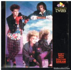 Discos de vinilo: THOMPSON TWINS - DON'T MESS WITH DOCTOR DREAM / BIG BUSINESS - SINGLE 1985. Lote 183089411