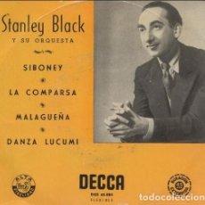 Discos de vinilo: MÚSICA DE ERNESTO LACUONA - STANLEY BLACK & HIS ORCHESTRA. Lote 181332630
