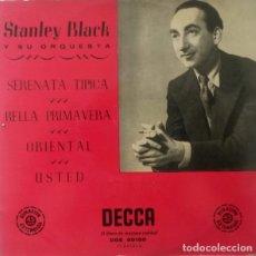 Discos de vinilo: SERENATA TIPICA - STANLEY BLACK & HIS ORCHESTRA. Lote 181333463