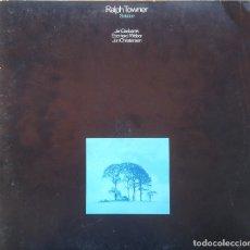 Discos de vinilo: RALPH TOWNER - SOLSTICE - LP - 1979 ECM/EDIGSA - ECM 1060 ST EDICIÓN ESPAÑOLA. Lote 183091083