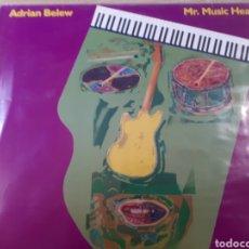 Discos de vinilo: ADRIAN BELEW MR. MUSIC HEAD COMPONENTE DE KING CRIMSON. Lote 183173903
