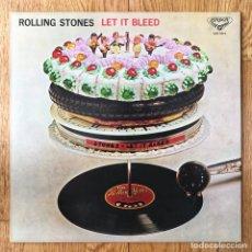 Discos de vinilo: THE ROLLING STONES - LET IT BLEED ( JAPAN IMPORT ). Lote 183174443